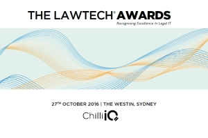 2016 Chilli IQ Lawtech Awards